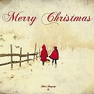 Merry Christmas - Delivering Festive Cheer by Chris Armytage™