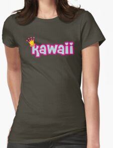 Super Cute Kawaii word with a Princess crown T-Shirt