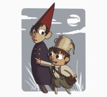 Over the Garden Wall - Wirt and Greg 2 by TnJB-art
