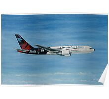 "Delta Air Lines ""Spirit of Delta"" Boeing 767-200 Poster"