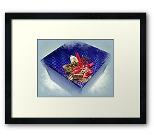 *All ready for Christmas giving* Framed Print