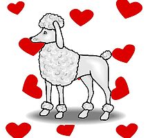 Poodle Love by kwg2200