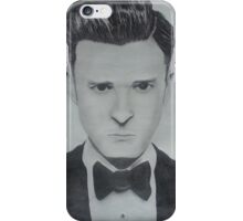 Justin Timberlake 2 iPhone Case/Skin