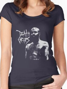 Death Grips | Mc Ride Shirt Women's Fitted Scoop T-Shirt