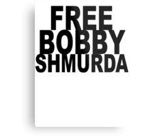 FREE BOBBY SHMURDA Metal Print