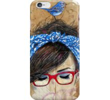just now gone iPhone Case/Skin