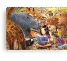 Everyone Loves a Good Book Canvas Print