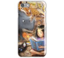 Everyone Loves a Good Book iPhone Case/Skin