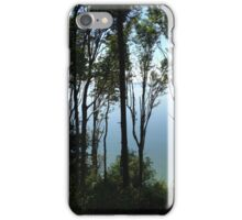 View from the clifftop iPhone Case/Skin