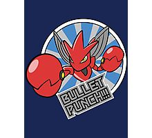 Bullet Punch! Photographic Print
