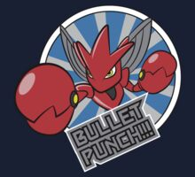 Bullet Punch! One Piece - Short Sleeve