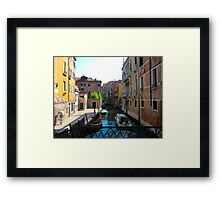 Have you been to Venice, Italy Framed Print