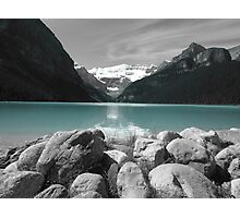 Glacier Water Photographic Print