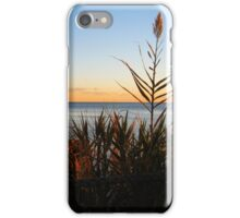Cinque Terre Sunsets iPhone Case/Skin
