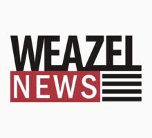 WEAZEL News by SeenB4Dzigns