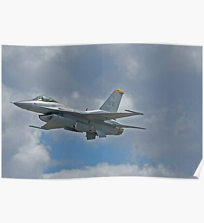 F-16 Poster