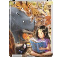 Everyone Loves a Good Book iPad Case/Skin