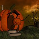 Yay Halloween by Tammy Soulliere