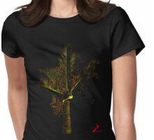 Natural NZ - Nikau Palm Womens Fitted T-Shirt