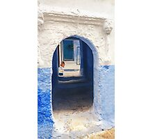 Gates of Chaouen II Photographic Print