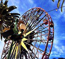 Mickey's Fun Wheel by mrmoon14