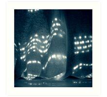 Soft-Nights and City-Lights Art Print