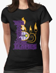 SHINY Chandelure Womens Fitted T-Shirt