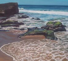 Approaching Thirroul by Kim O'Malley