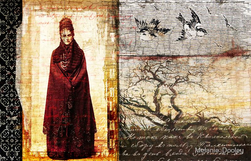 Black Widow by Melanie  Dooley