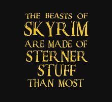 Beasts of Skyrim - gold T-Shirt