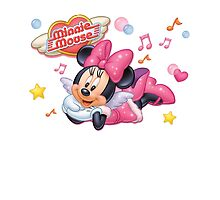 Minnie Mouse by photozoom