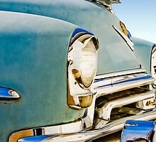 1953 Chrysler New Yorker Detail by Rod  Adams