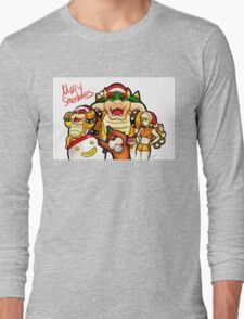 Merry Smashmas Long Sleeve T-Shirt