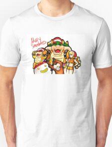 Merry Smashmas Unisex T-Shirt