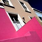 Bo-Kaap, Cape Town by Paul Tait