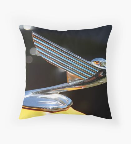 Old Chev Throw Pillow