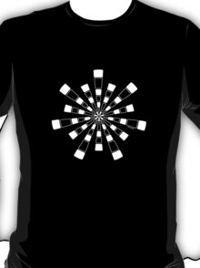 Mandala 31 Simply White T-Shirt