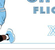 "Ultimate Gift Of Flight ""Pantone"" XI Sticker"