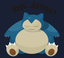 Hugs From Snorlax Anyone? Kids Clothes