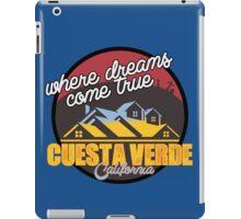 Cuesta Verde Poltergeist iPad Case/Skin