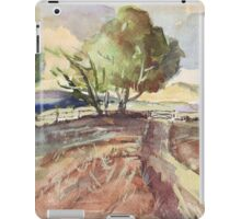 Winter in Tarlton iPad Case/Skin