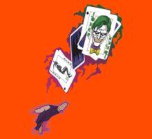 Gambit/Joker Mashup Kids Clothes