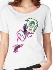Gambit/Joker Mashup Women's Relaxed Fit T-Shirt