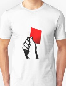 Red Card T-Shirt