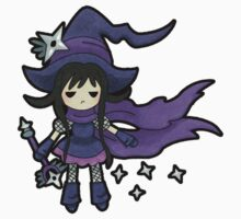 Magical Ninja Witch by mslckitty