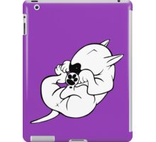 All The Paws Up English Bull Terrier iPad Case/Skin