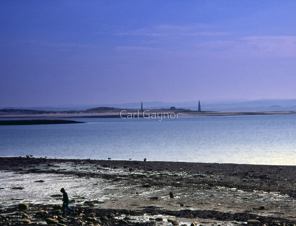Holy Island - Northumberland  by Carl Gaynor