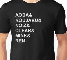 Dramatical Boyfriends Unisex T-Shirt