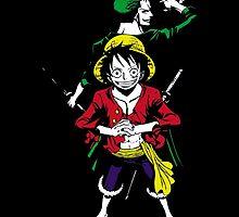 Crew Pirates by jeffrepublic