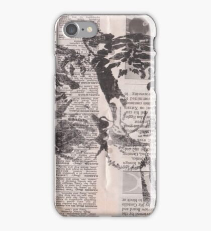 Tigers Rubbing Faces iPhone Case/Skin